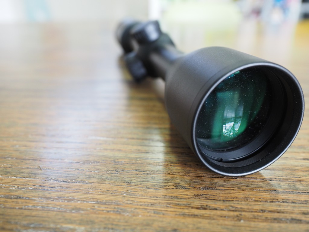 The Outdoor Sportsman Scopes